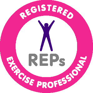 Logo for the Register of Exercise Professions